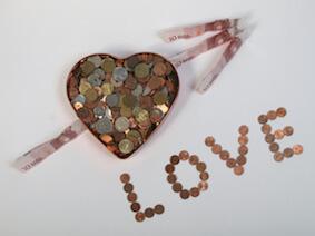 Geldgeschenke Zur Hochzeit Schon Verpackt