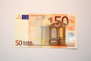 Anleitung Geldfächer Schritt 1