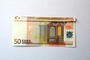 Anleitung Geldfächer Schritt 2