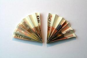 Anleitung Geldfächer Schritt 5