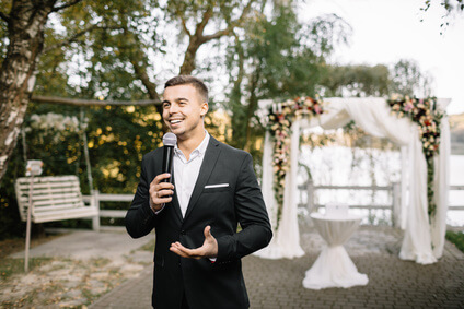 Hochzeitsrede eines Trauzeugen