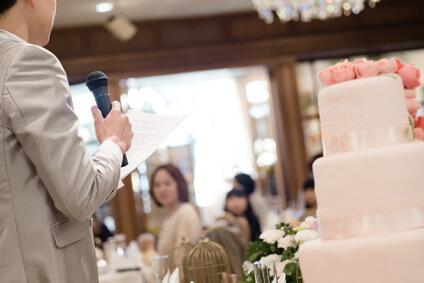 Die Rede eines Hochzeitsgastes